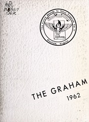 1962 Edition, Graham High School - Graham Yearbook (Bluefield, VA)