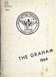1964 Edition, Graham High School - Graham Yearbook (Bluefield, VA)