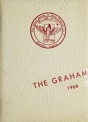 1966 Edition, Graham High School - Graham Yearbook (Bluefield, VA)