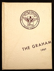 1967 Edition, Graham High School - Graham Yearbook (Bluefield, VA)