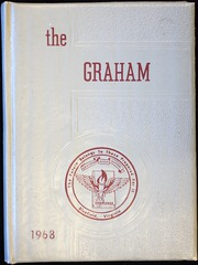 1968 Edition, Graham High School - Graham Yearbook (Bluefield, VA)