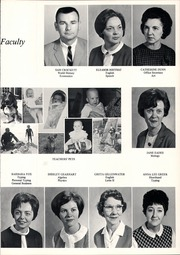 Page 17, 1968 Edition, Graham High School - Graham Yearbook (Bluefield, VA) online yearbook collection