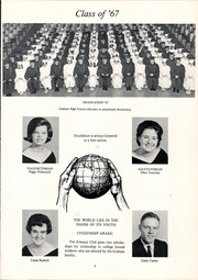 Page 9, 1968 Edition, Graham High School - Graham Yearbook (Bluefield, VA) online yearbook collection