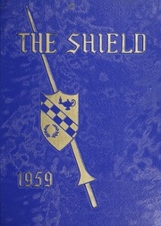 1959 Edition, Lee High School - Shield Yearbook (Springfield, VA)
