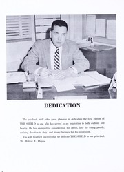 Page 10, 1959 Edition, Lee High School - Shield Yearbook (Springfield, VA) online yearbook collection