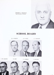 Page 9, 1959 Edition, Lee High School - Shield Yearbook (Springfield, VA) online yearbook collection