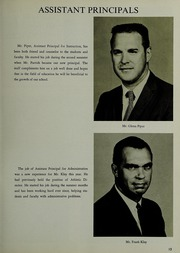 Page 15, 1960 Edition, Lee High School - Shield Yearbook (Springfield, VA) online yearbook collection