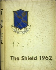 1962 Edition, Lee High School - Shield Yearbook (Springfield, VA)