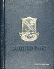1963 Edition, Lee High School - Shield Yearbook (Springfield, VA)