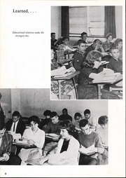 Page 10, 1964 Edition, Loudoun County High School - Lord Loudoun Yearbook (Leesburg, VA) online yearbook collection