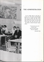 Page 15, 1964 Edition, Loudoun County High School - Lord Loudoun Yearbook (Leesburg, VA) online yearbook collection