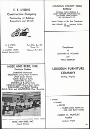 Page 185, 1964 Edition, Loudoun County High School - Lord Loudoun Yearbook (Leesburg, VA) online yearbook collection