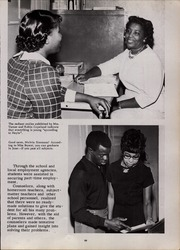 Page 101, 1969 Edition, Booker T Washington High School - Washingtonian Yearbook (Norfolk, VA) online yearbook collection