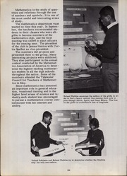 Page 106, 1969 Edition, Booker T Washington High School - Washingtonian Yearbook (Norfolk, VA) online yearbook collection