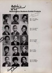 Page 107, 1969 Edition, Booker T Washington High School - Washingtonian Yearbook (Norfolk, VA) online yearbook collection
