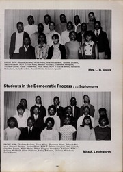 Page 127, 1969 Edition, Booker T Washington High School - Washingtonian Yearbook (Norfolk, VA) online yearbook collection