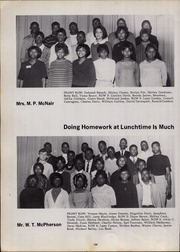 Page 128, 1969 Edition, Booker T Washington High School - Washingtonian Yearbook (Norfolk, VA) online yearbook collection