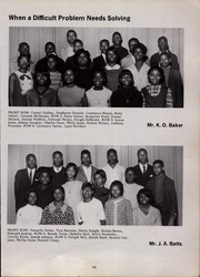 Page 135, 1969 Edition, Booker T Washington High School - Washingtonian Yearbook (Norfolk, VA) online yearbook collection