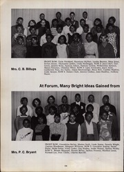Page 136, 1969 Edition, Booker T Washington High School - Washingtonian Yearbook (Norfolk, VA) online yearbook collection