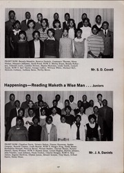 Page 139, 1969 Edition, Booker T Washington High School - Washingtonian Yearbook (Norfolk, VA) online yearbook collection