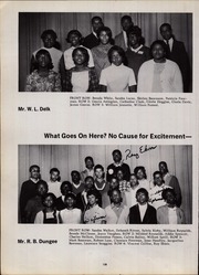 Page 140, 1969 Edition, Booker T Washington High School - Washingtonian Yearbook (Norfolk, VA) online yearbook collection