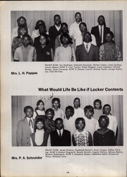 Page 144, 1969 Edition, Booker T Washington High School - Washingtonian Yearbook (Norfolk, VA) online yearbook collection
