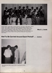 Page 145, 1969 Edition, Booker T Washington High School - Washingtonian Yearbook (Norfolk, VA) online yearbook collection