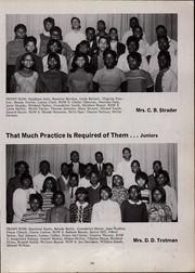 Page 147, 1969 Edition, Booker T Washington High School - Washingtonian Yearbook (Norfolk, VA) online yearbook collection