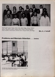 Page 149, 1969 Edition, Booker T Washington High School - Washingtonian Yearbook (Norfolk, VA) online yearbook collection
