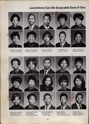 Page 154, 1969 Edition, Booker T Washington High School - Washingtonian Yearbook (Norfolk, VA) online yearbook collection