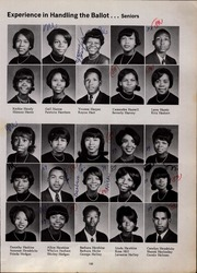 Page 157, 1969 Edition, Booker T Washington High School - Washingtonian Yearbook (Norfolk, VA) online yearbook collection