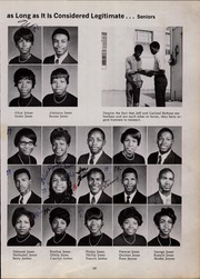 Page 159, 1969 Edition, Booker T Washington High School - Washingtonian Yearbook (Norfolk, VA) online yearbook collection