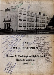 Page 3, 1969 Edition, Booker T Washington High School - Washingtonian Yearbook (Norfolk, VA) online yearbook collection