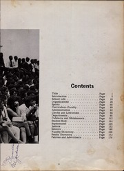 Page 5, 1969 Edition, Booker T Washington High School - Washingtonian Yearbook (Norfolk, VA) online yearbook collection