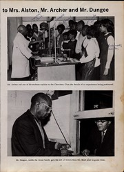 Page 7, 1969 Edition, Booker T Washington High School - Washingtonian Yearbook (Norfolk, VA) online yearbook collection