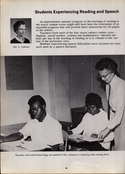 Page 90, 1969 Edition, Booker T Washington High School - Washingtonian Yearbook (Norfolk, VA) online yearbook collection