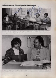 Page 91, 1969 Edition, Booker T Washington High School - Washingtonian Yearbook (Norfolk, VA) online yearbook collection