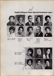 Page 94, 1969 Edition, Booker T Washington High School - Washingtonian Yearbook (Norfolk, VA) online yearbook collection