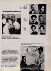 Page 95, 1969 Edition, Booker T Washington High School - Washingtonian Yearbook (Norfolk, VA) online yearbook collection