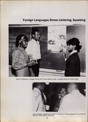 Page 98, 1969 Edition, Booker T Washington High School - Washingtonian Yearbook (Norfolk, VA) online yearbook collection