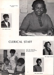 Page 12, 1971 Edition, Booker T Washington High School - Washingtonian Yearbook (Norfolk, VA) online yearbook collection