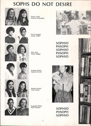 Page 13, 1971 Edition, Booker T Washington High School - Washingtonian Yearbook (Norfolk, VA) online yearbook collection