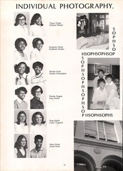 Page 14, 1971 Edition, Booker T Washington High School - Washingtonian Yearbook (Norfolk, VA) online yearbook collection