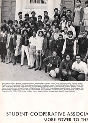 Page 16, 1971 Edition, Booker T Washington High School - Washingtonian Yearbook (Norfolk, VA) online yearbook collection