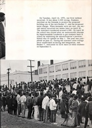 Page 9, 1971 Edition, Booker T Washington High School - Washingtonian Yearbook (Norfolk, VA) online yearbook collection