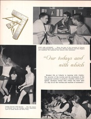 Page 14, 1965 Edition, Liberty High School - Heritage Yearbook (Bedford, VA) online yearbook collection