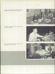 Page 11, 1960 Edition, Hermitage High School - Panthian Yearbook (Richmond, VA) online yearbook collection