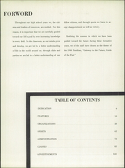 Page 9, 1960 Edition, Hermitage High School - Panthian Yearbook (Richmond, VA) online yearbook collection