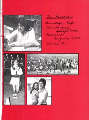 Page 5, 1976 Edition, Hermitage High School - Panthian Yearbook (Richmond, VA) online yearbook collection
