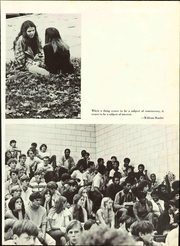Page 9, 1971 Edition, Yorktown High School - Grenadier Yearbook (Arlington, VA) online yearbook collection